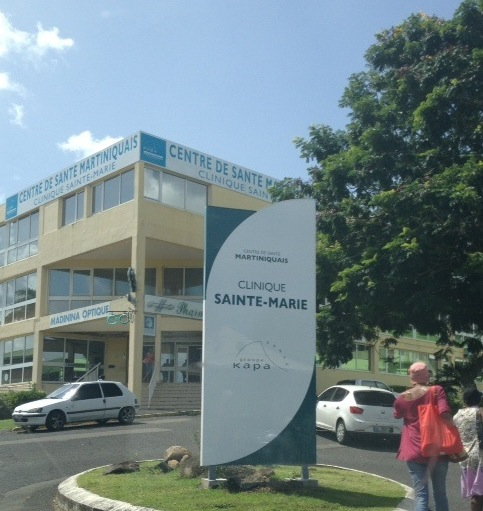 clinique sainte marie